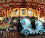 Photo of Santa Monica Pier Carousel - Santa Monica, CA - Santa Monica, CA