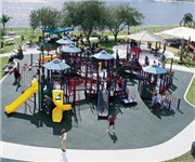 Photo of Picower Super Park featuring the Quantum Kids Zone - Lake Worth, FL