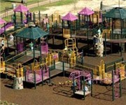 Photo of Leaps and Bounds Playground at A.C. Steere Park - Shreveport, LA