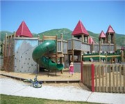 Photo of Castle Heights Playground at Nicholls Park - Kaysville, UT