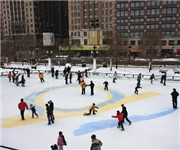 Photo of McCormick Tribune Ice Skating Rink - Chicago, IL