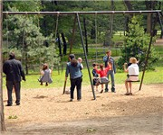 Photo of Arthur Ross Pinetum Playground - New York, NY