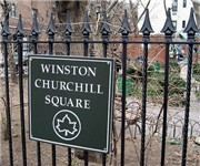 Photo of Winston Churchill Square - New York, NY