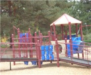 Photo of Ann Morrison Park Candy Cane Playground - Boise City, ID